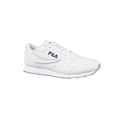 Fila 1010263 ORBIT LOW BASKETS BASSES BLANC Chaussure France_v6641