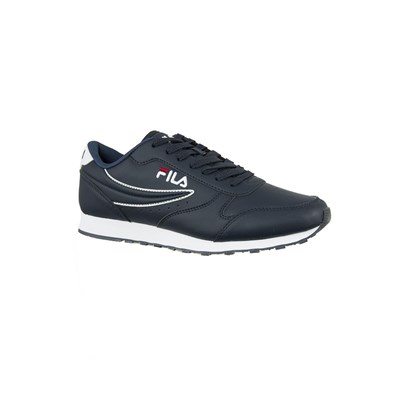 Fila 1010263 ORBIT LOW BASKETS BASSES BLEU Chaussure France_v6642