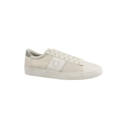 Fred Perry BASKETS BASSES BEIGE Chaussure France_v7424