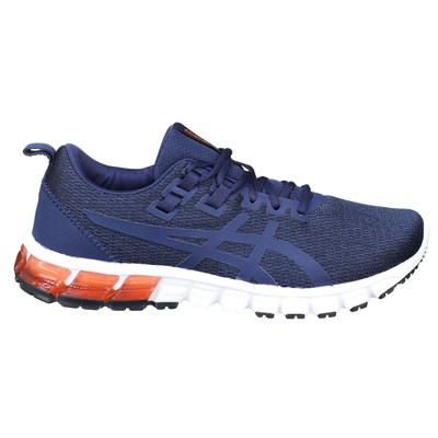 Asics GEL QUANTUM BASKETS BASSES BLEU Chaussure France_v14109