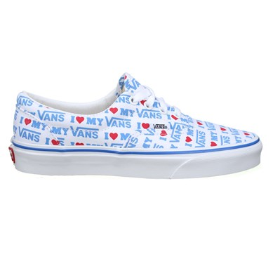 Vans ERA HEART VANS BASKETS BASSES BLANC Chaussure France_v7321