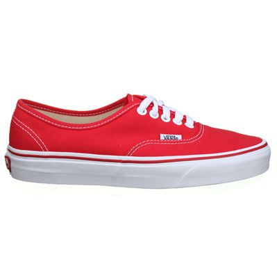 Vans AUTHENTIC BASKETS BASSES ROUGE Chaussure France_v7320