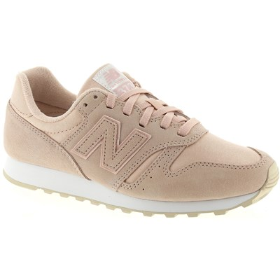 New Balance WL373 BASKETS BASSES ROSE Chaussure France_v9339