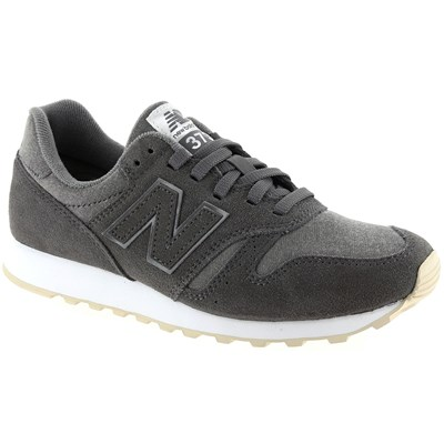 New Balance WL373 BASKETS BASSES GRIS Chaussure France_v9337