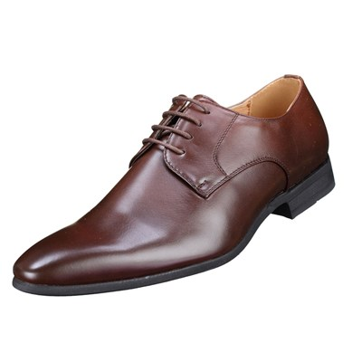 Uomo U558-38 DERBIES MARRON Chaussure France_v3509