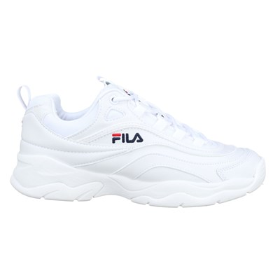 Fila RAY LOW WMN BASKETS BASSES BLANC Chaussure France_v7440
