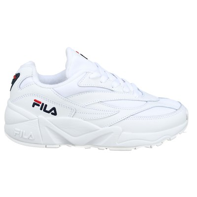 Chaussures Femme | Fila LOW WMN BASKETS BASSES BLANC