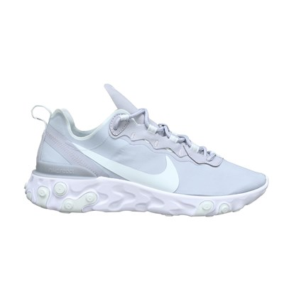 Nike REACT ELEMENT BASKETS BASSES GRIS Chaussure France_v15904