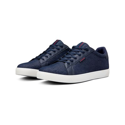 Jack & Jones TRENT LOW SNEAKERS JEANSBLAU