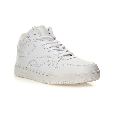genuino Oms SNEAKERS ALTE BIANCO