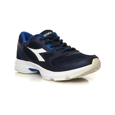 Diadora BASKETS BASSES BLEU Chaussure France_v1801