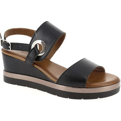 Inuovo SANDALES NOIR Chaussure France_v10766
