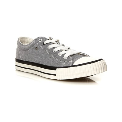 British Knights LOW SNEAKERS GRAU