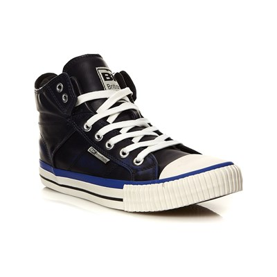 British Knights LOW SNEAKERS SCHWARZ
