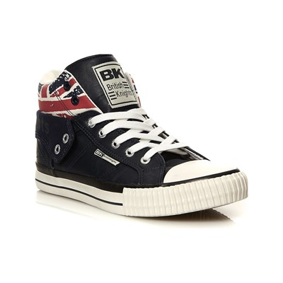 preferito British Knights SNEAKERS ALTE NERO