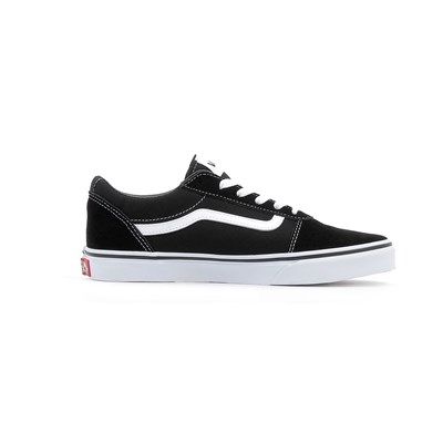 Vans WARD WOMEN BASKETS BASSES NOIR