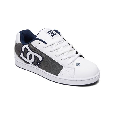 Chaussures Homme | Dc Shoes NET SE BASKETS BASSES BLANC