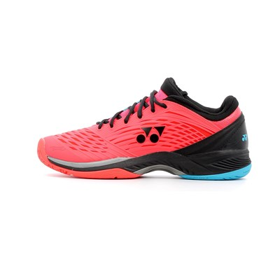Yonex POWER CUSHION FUSION REV 2 CHAUSSURES DE TENNIS ROUGE