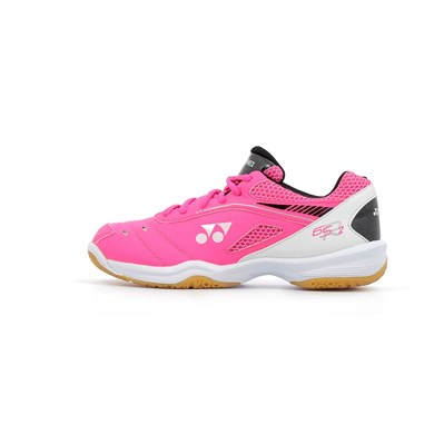 Yonex POWER CUSHION 65 R2 WOMEN CHAUSSURES DE TENNIS ROSE Chaussure France_v8664