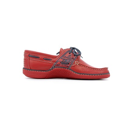 Chaussures Homme | Tbs GLOBEK BASKETS BASSES ROUGE