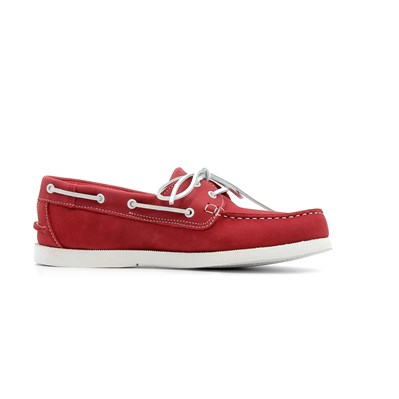 Chaussures Homme | Tbs PHENIS BASKETS BASSES ROUGE