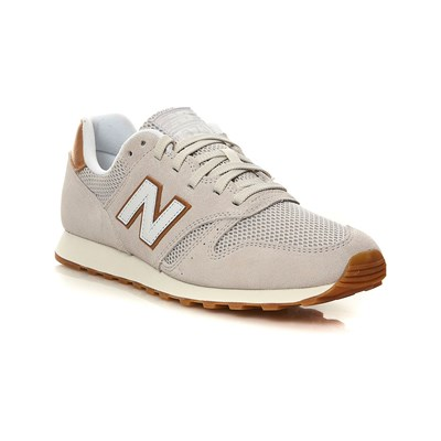New Balance BASKETS BASSES BEIGE Chaussure France_v6893
