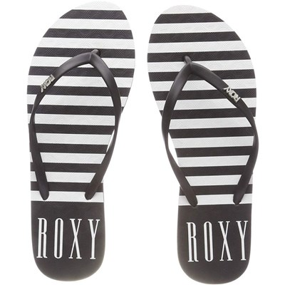 Roxy TONGS NOIR Chaussure France_v1306