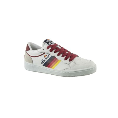 Ellesse EL91502 BASKETS BASSES BLANC Chaussure France_v6653