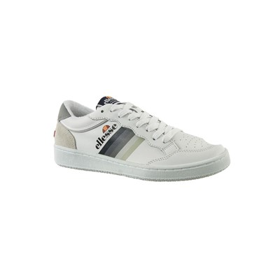 Ellesse EL91502 BASKETS BASSES BLANC Chaussure France_v6654