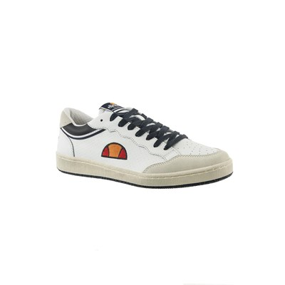 Ellesse EL91503 BASKETS BASSES BLANC Chaussure France_v7430