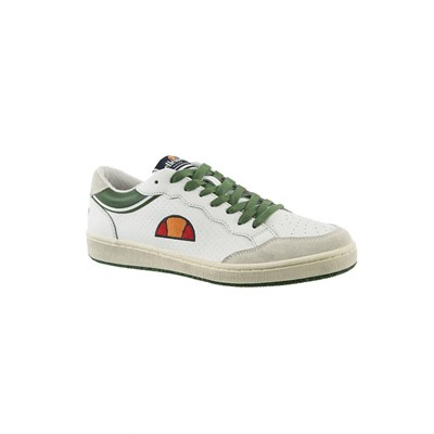 Ellesse EL91503 BASKETS BASSES BLANC Chaussure France_v7429