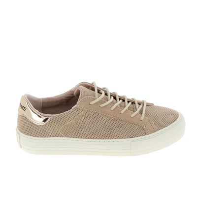 Chaussures Femme | No Name BASKETS BASSES ROSE