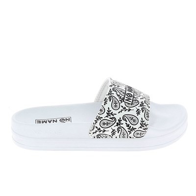 Chaussures Femme | No Name NU-PIEDS BLANC