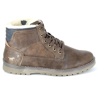Mustang BOOTS MARRON Chaussure France_v8131