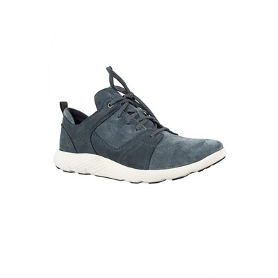 Timberland CA1OBS FLYROAM OXFORD BASKETS BASSES BLEU Chaussure France_v10121