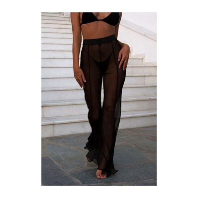 Beauty's love PANTALONI DA MARE NERO