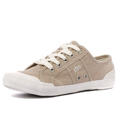 Tbs OPIACE TENNIS BEIGE Chaussure France_v4888