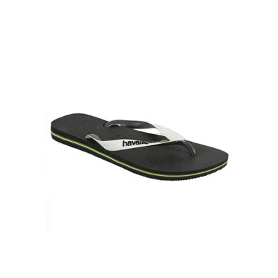 Havaianas BRASIL MIX TONGS NOIR Chaussure France_v1684
