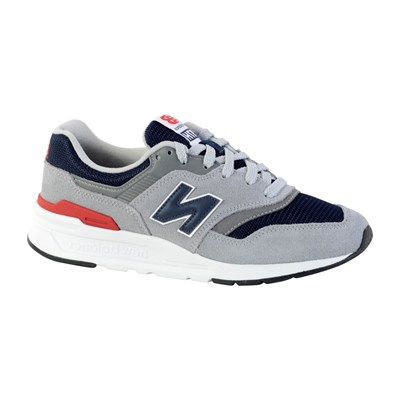 New Balance 714401-60B BASKETS BASSES GRIS Chaussure France_v8288