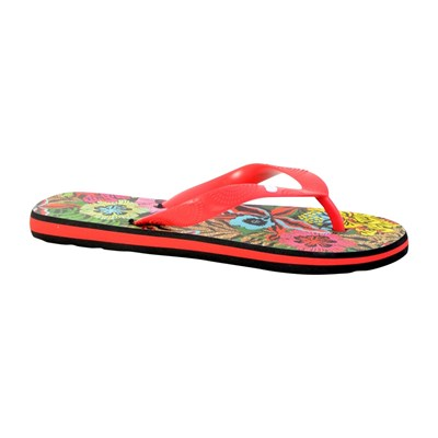 Desigual FLIP FLOP TROPICAL TONGS NOIR Chaussure France_v1025