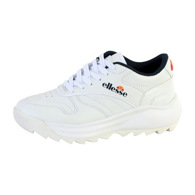 Ellesse FELICIE BASKETS BASSES BLANC Chaussure France_v9651