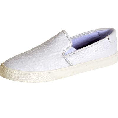 Chaussures Homme | Jim Rickey BASKETS BASSES BLANC