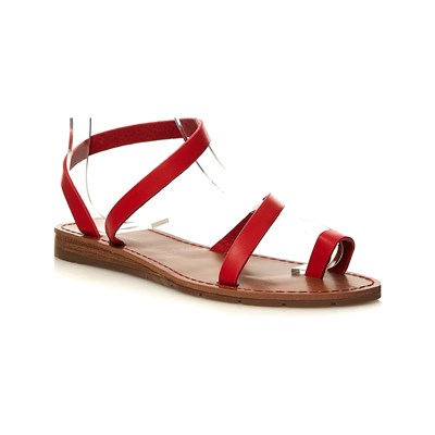 Chattawak SALOMÉ SANDALES ROUGE Chaussure France_v2549