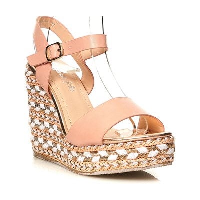 Forever Folie WEDGES ROSA