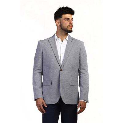 The Time of Bocha BLAZER GRIGIO