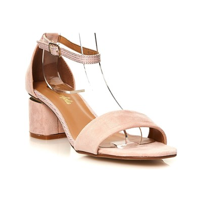 Forever Folie SANDALES ROSE Chaussure France_v2624