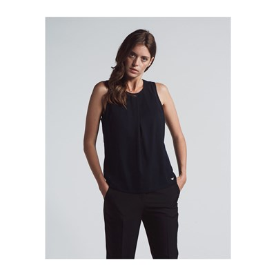 LPB Woman TOP BLU MARINE