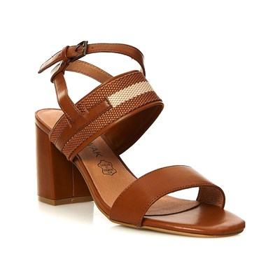 Chaussures Femme | Chattawak LILAS SANDALES CAMEL