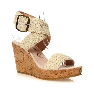 Chattawak LADY SANDALES BEIGE Chaussure France_v7568