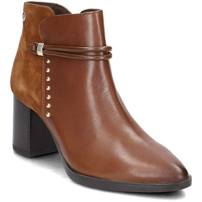 Chaussures Femme | Caprice BOTTINES MARRON